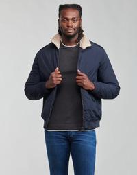 Oblačila Moški Jakne Oxbow N2JARTY Modra