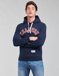 Oblačila Moški Puloverji Champion 216569 Modra