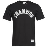 Oblačila Moški Majice s kratkimi rokavi Champion 216575 Črna