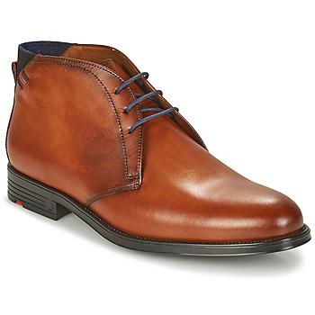 Čevlji  Moški Polškornji Lloyd PATRIOT Cognac
