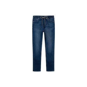 Oblačila Dečki Jeans straight Pepe jeans ARCHIE Modra