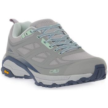 Čevlji  Ženske Pohodništvo Cmp A425 HAPSU BORDIC WALKING Grigio