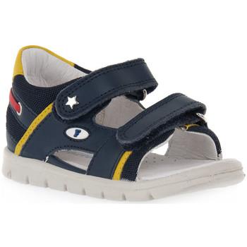 Čevlji  Deklice Sandali & Odprti čevlji Naturino FALCOTTO 0C02 NEW SAILING Blu