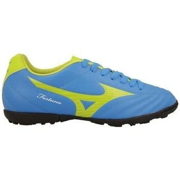 Čevlji  Moški Nogomet Mizuno Fortuna 4 AS Modra, Svetlo zelena