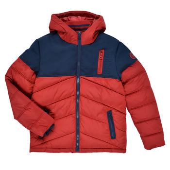Oblačila Dečki Puhovke Kaporal JEGA Rdeča