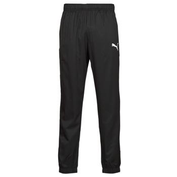 Oblačila Moški Spodnji deli trenirke  Puma ESS ACTIVE WOVEN PANT Črna