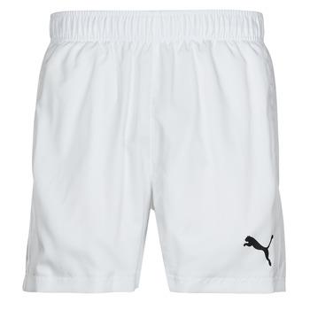Oblačila Moški Kratke hlače & Bermuda Puma ESS ACTIVE WOVEN SHORT Bela