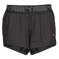 Oblačila Ženske Kratke hlače & Bermuda Puma TRAIN SUSTAINABLE SHORT Črna