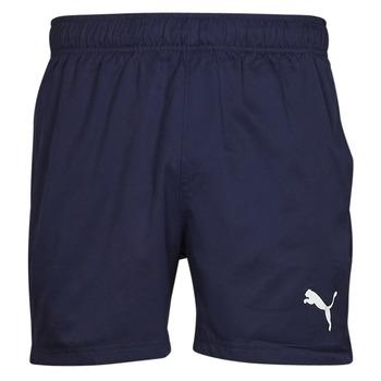 Oblačila Moški Kratke hlače & Bermuda Puma ESS ACTIVE WOVEN SHORT Modra