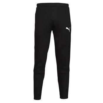 Oblačila Moški Spodnji deli trenirke  Puma EVOSTRIPE CORE FZ PANT Črna