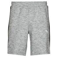 Oblačila Moški Kratke hlače & Bermuda Puma EVOSTRIPE SHORTS 8 Siva / Črna