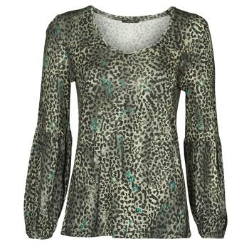 Oblačila Ženske Topi & Bluze One Step FT10021 Zelena