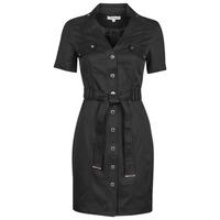 Oblačila Ženske Kratke obleke Morgan RVANYA Črna
