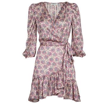 Oblačila Ženske Kratke obleke Morgan ROMA.F Večbarvna