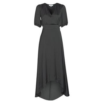 Oblačila Ženske Dolge obleke Morgan RSIBIL Črna