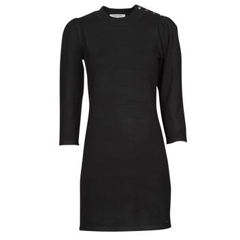 Oblačila Ženske Kratke obleke Morgan RMALSI Črna