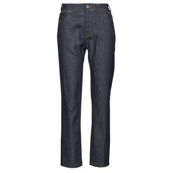 Oblačila Ženske Jeans straight Freeman T.Porter MONIKA DENIM Modra / Brut