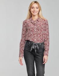 Oblačila Ženske Topi & Bluze Freeman T.Porter KATY MIRABILIS Rdeča / Bela