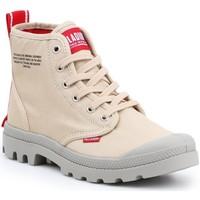 Čevlji  Visoke superge Palladium Manufacture Pampa HI Dare 76258-274 beige