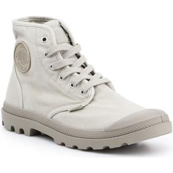 Čevlji  Moški Visoke superge Palladium Manufacture Pampa HI 02352-316 beige