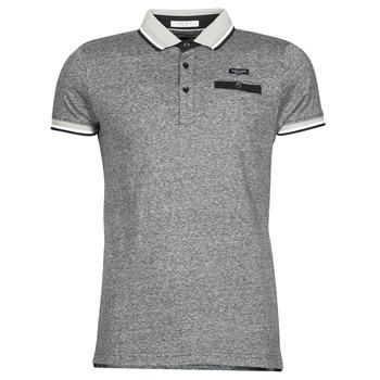 Oblačila Moški Polo majice kratki rokavi Deeluxe DREXLER Siva / Svetla