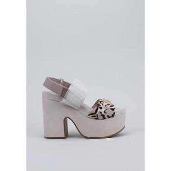 Čevlji  Ženske Sandali & Odprti čevlji Mou  Siva