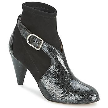Čevlji  Ženske Nizki škornji Sonia Rykiel 697859-B Črna