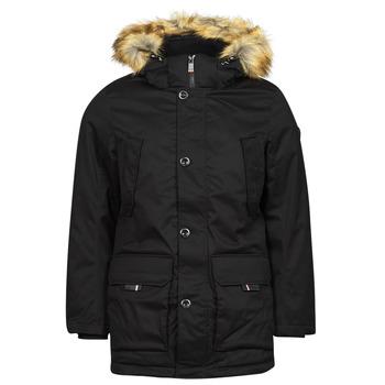 Oblačila Moški Parke Tom Tailor 1026754 Črna