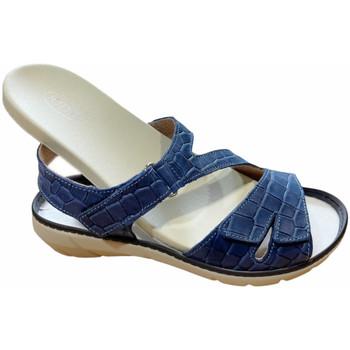 Čevlji  Ženske Sandali & Odprti čevlji Calzaturificio Loren LOQ6973blu blu