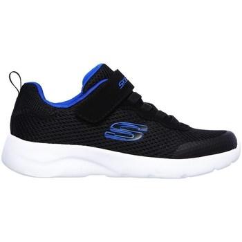 Čevlji  Otroci Nizke superge Skechers Dynamight 20 Vordix Črna, Modra