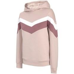 Oblačila Ženske Puloverji 4F BLD020 Bež