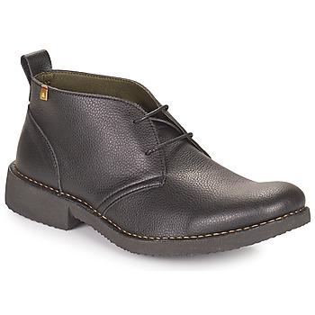 Čevlji  Moški Polškornji El Naturalista YUGEN Črna
