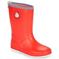 Čevlji  Otroci škornji za dež  Be Only CORVETTE Rdeča