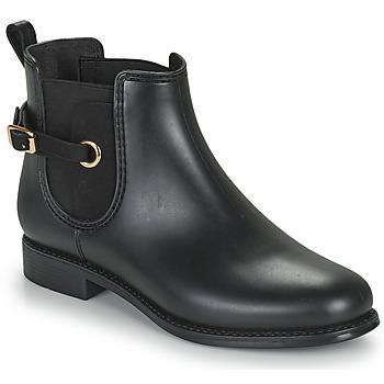 Čevlji  Ženske škornji za dež  Be Only ZORA Črna