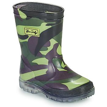 Čevlji  Dečki škornji za dež  Be Only ARMY Kaki