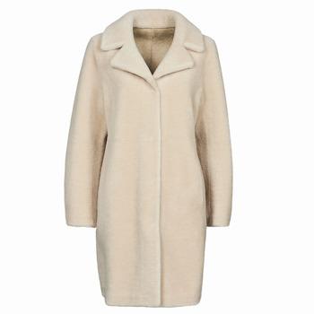 Oblačila Ženske Plašči Oakwood VENUS Bež