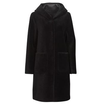 Oblačila Ženske Plašči Oakwood ANGELIQUE Črna