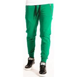 Oblačila Moški Spodnji deli trenirke  Takeshy Kurosawa  Zelena