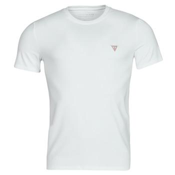 Oblačila Moški Majice s kratkimi rokavi Guess CN SS CORE TEE Bela