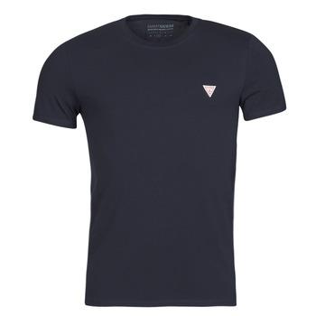 Oblačila Moški Majice s kratkimi rokavi Guess CN SS CORE TEE Modra