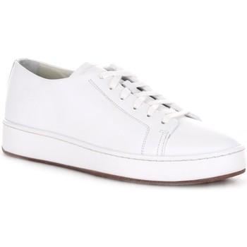 Čevlji  Moški Nizke superge Santoni MBCU21405MIAGUDEI20 White