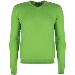 Oblačila Moški Puloverji Roberto Cavalli  Zelena