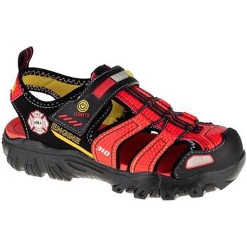 Čevlji  Otroci Sandali & Odprti čevlji Skechers Damager Iii Črna, Rdeča