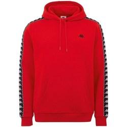 Oblačila Moški Puloverji Kappa Igon Rdeča