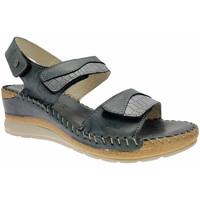 Čevlji  Ženske Sandali & Odprti čevlji Riposella RIP11244blu blu
