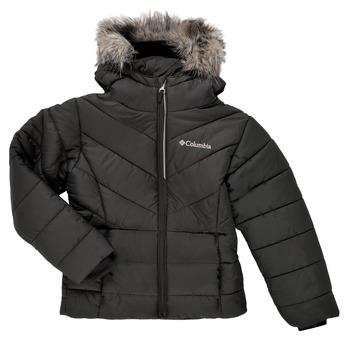 Oblačila Deklice Puhovke Columbia KATELYN CREST Črna
