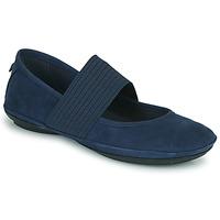 Čevlji  Ženske Balerinke Camper RIGHT NINA Modra