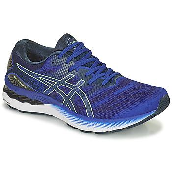 Čevlji  Moški Tek & Trail Asics GEL-NIMBUS 23 Modra