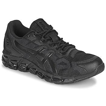Čevlji  Moški Nizke superge Asics GEL-QUANTUM 360 6 Črna