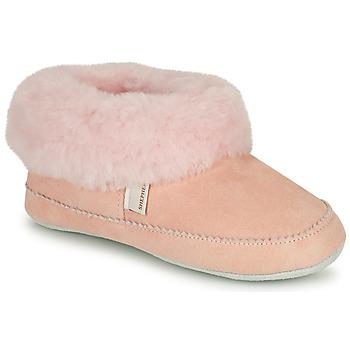 Čevlji  Deklice Nogavice Shepherd PITEA Rožnata